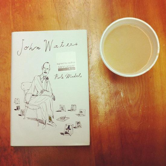 John Waters Book Role Models