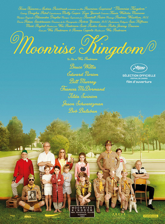 Moonrise Kingdom Jessica Hische font