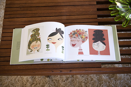 Matte Stephens illustration art book Alto 10