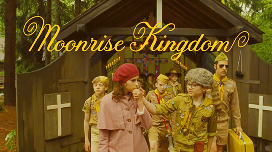 Moonrise kingdom credits