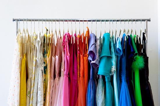 Kelly reemtsen downtown artist loft downtown los angeles vintage dresses