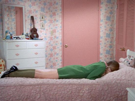 Marcia Brady bed