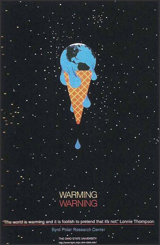 Charle Harper Global Warming Warning