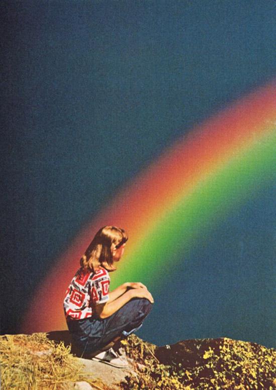 NIght Rainbow by Beth Hoeckel