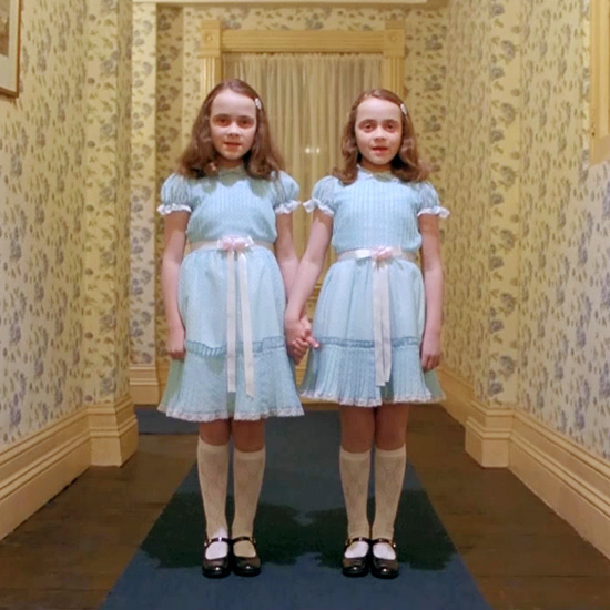 Grady girl twins The Shining