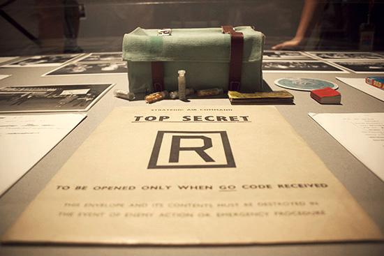 Dr Strangelove top secret doc Kubrick exhibit LACMA