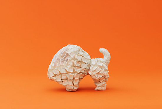 Chihuahua white cloud by Reiser and Umemoto in Architecture for Dogs