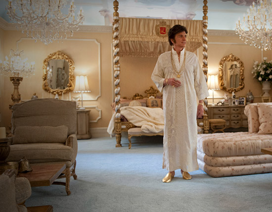 Michael Douglas Liberace Behind the Candelabra