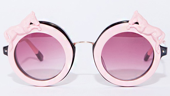 Pink Pony Eyewear by Sretsis