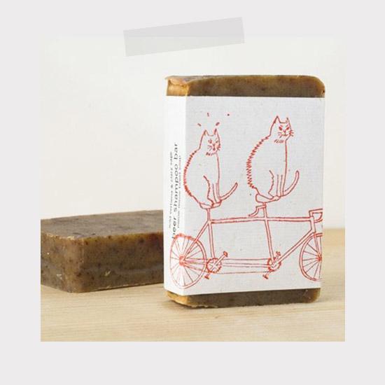 Meow Meow Tweet BEER SHAMPOO BAR SOAP