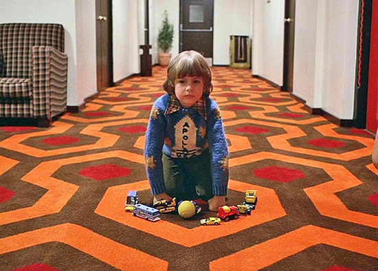 Danny Apollo sweater The Shining Kubrick