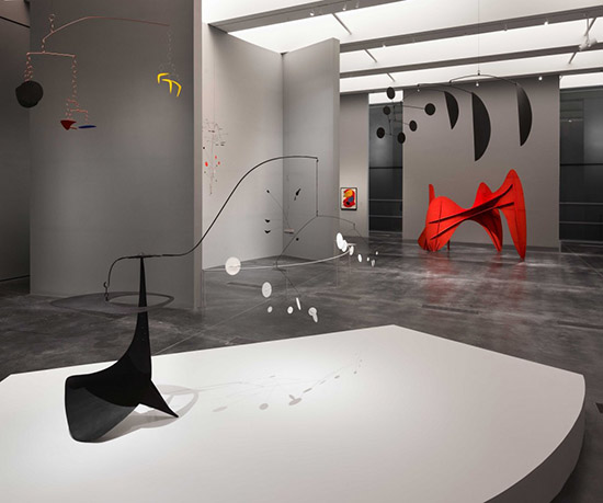 Alexander Calder and Abstraction at LACMA