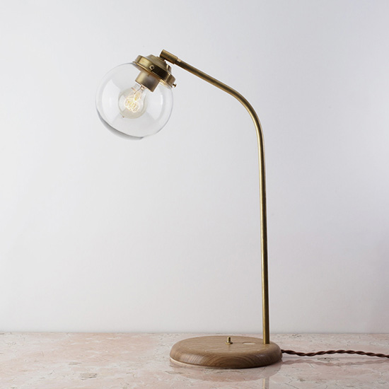 Allied maker voyager lamp