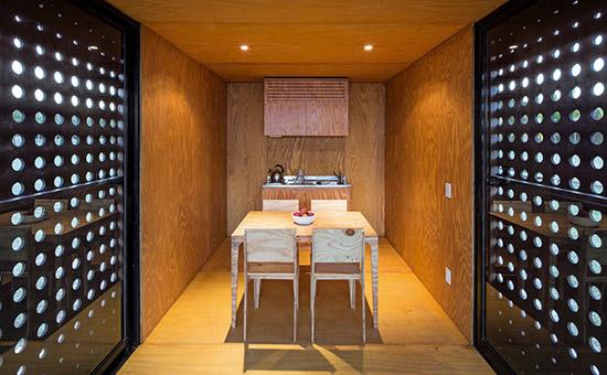 Brazil mini mod modual dining room