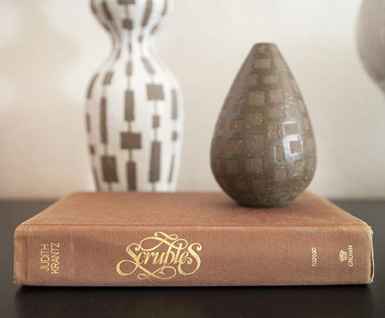 Scruples book bedside reading Parker Palm Springs