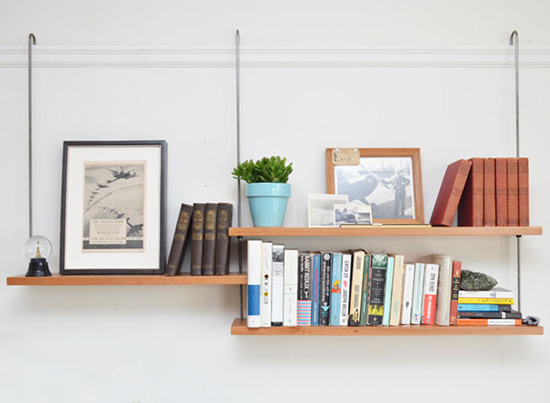 Carlysle Manufacturing Company storage hanging wall system shelving