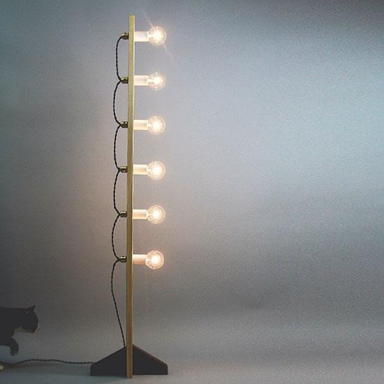 Allied Maker Multi Bulb Floor Lamp