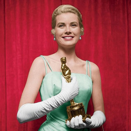 Grace Kelly oscar gown by Edith Head the Country Girl 1955