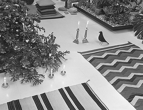 Eames house christmas 3