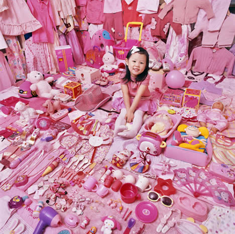 Jeong mee yoon pink project