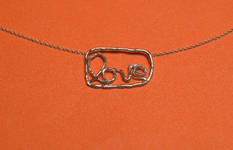 Alexandra Grant Love necklace