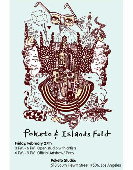 Poketo and Island Fold