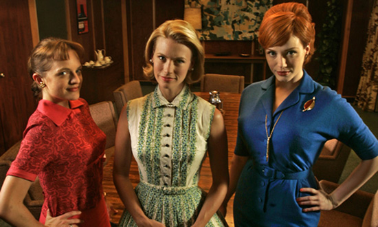 Mothers of Mad Men