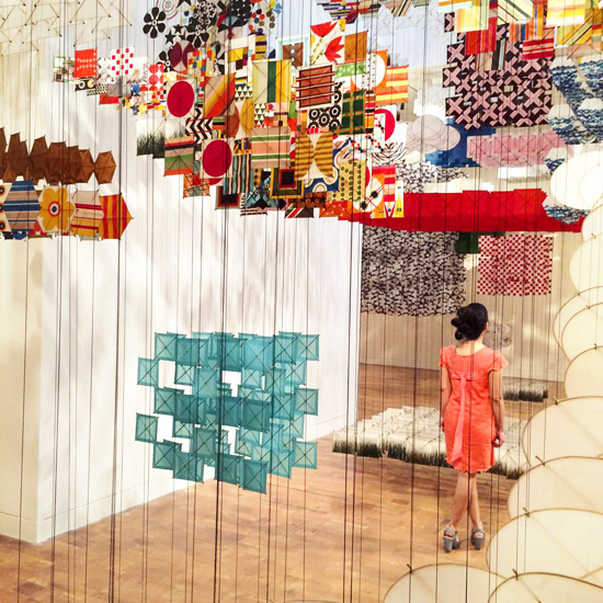 Exploring Jacob Hashimoto Gas Giant MoCA at Pacific Design Center