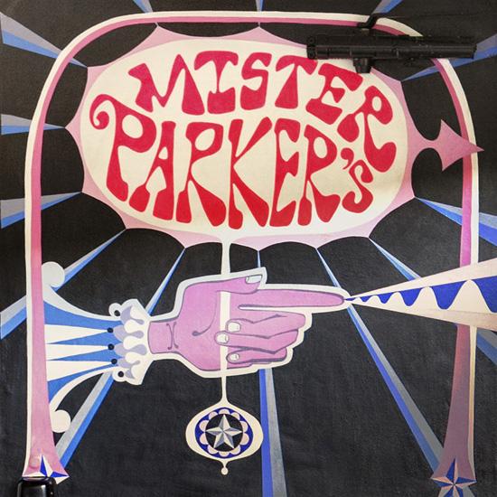 Mister Parker French restaurant Palm Springs