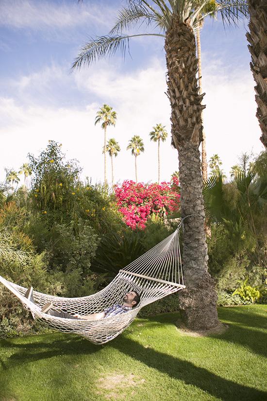 The Parker Hotel hammock