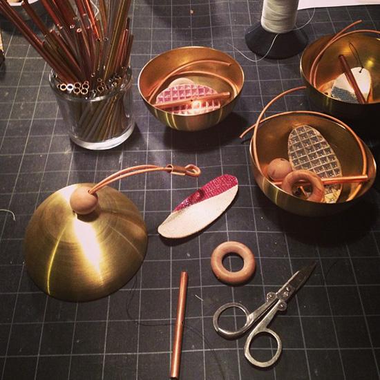Ladies and gentlemen studio wind chimes