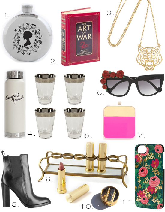 Joan Holloway Harris Mad Men Mothers Day Gift guide 2014