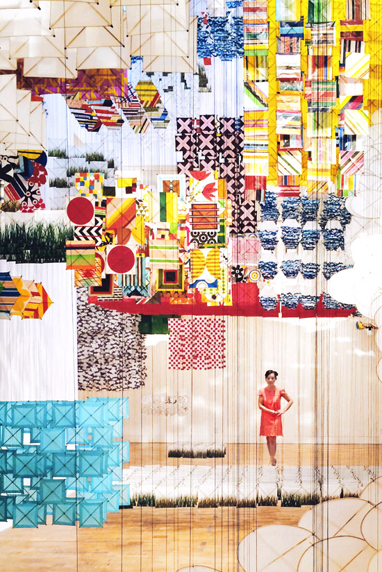 Jacob Hashimoto Gas Giant MoCA Los Angeles