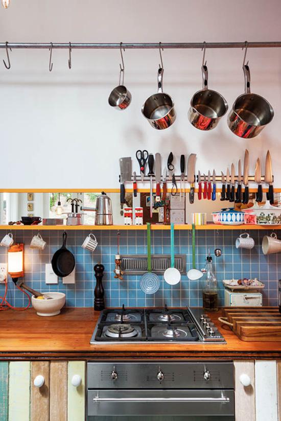 Kitchen countertop Artist Max Patte home New Zealand Urbis magazine