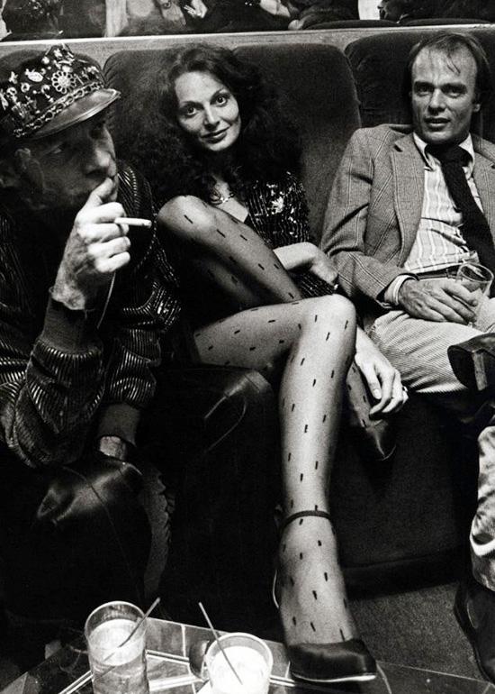 Diane von furstenberg studio 54