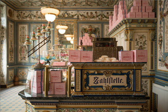 The Grand Budapest Hotel Mendls