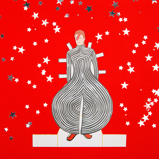 David Bowie Paper Dolls Mel Elliot Ziggy Paperboy Aladdin Sane_07