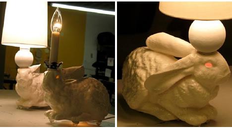 White_rabbit_lamps