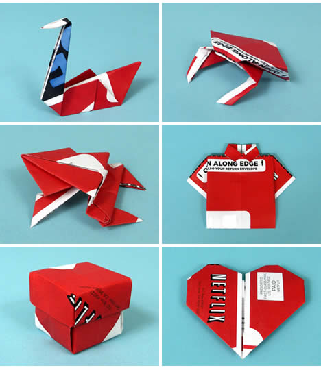 Netflix_origami